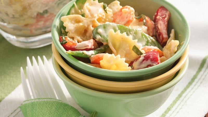 Primavera Pasta Salad