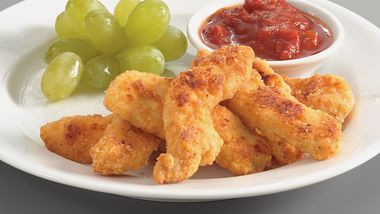 Ultimate Chicken Fingers (lighter recipe)
