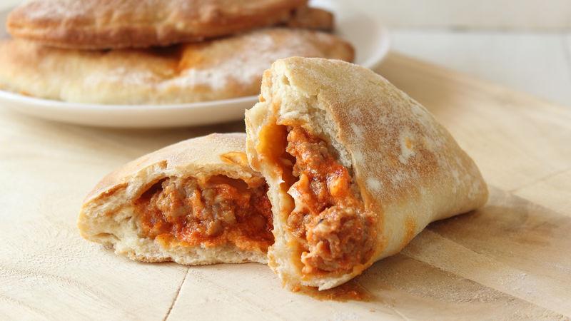 Lasagna Calzones