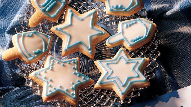 Galletas de miel para Hanukkah