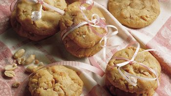 Double-Peanut Cookies