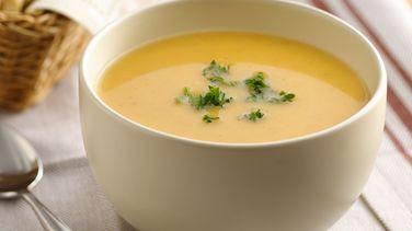 Spiced Apple-Squash Soup
