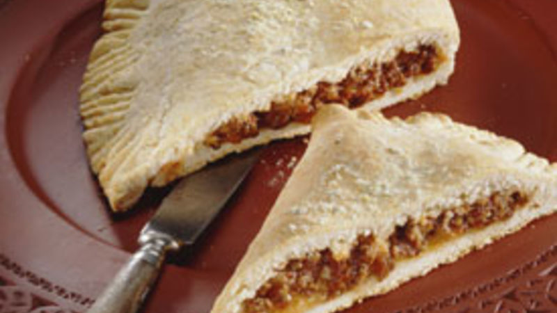 Zoned-Out Calzones