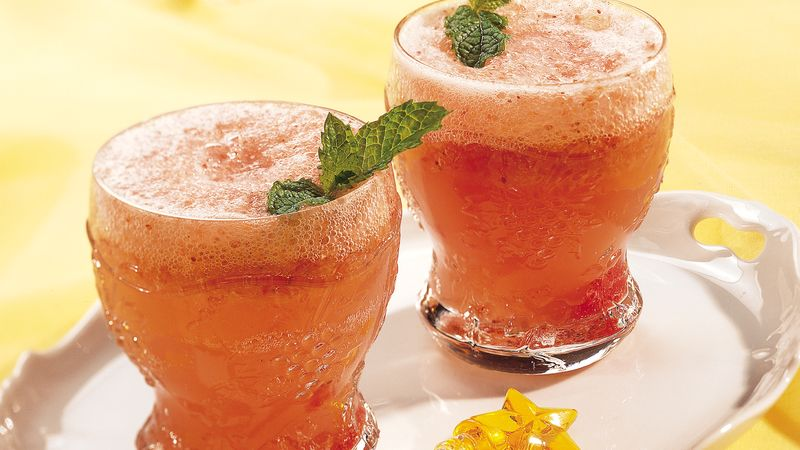 Strawberry Spritzers