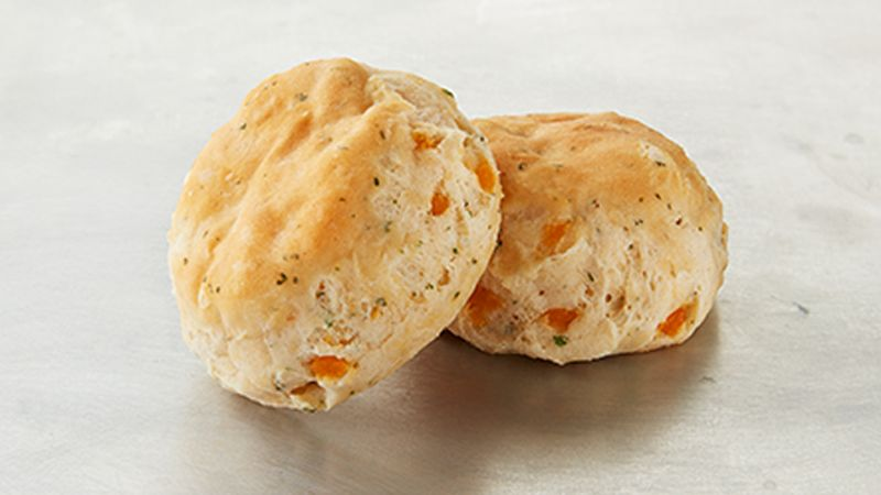 Pillsbury Frozen Biscuit Dough Garlic Cheddar Mini 1 2 Oz General Mills Convenience And Foodservice