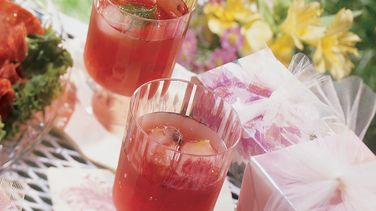 Berry Fizz Punch