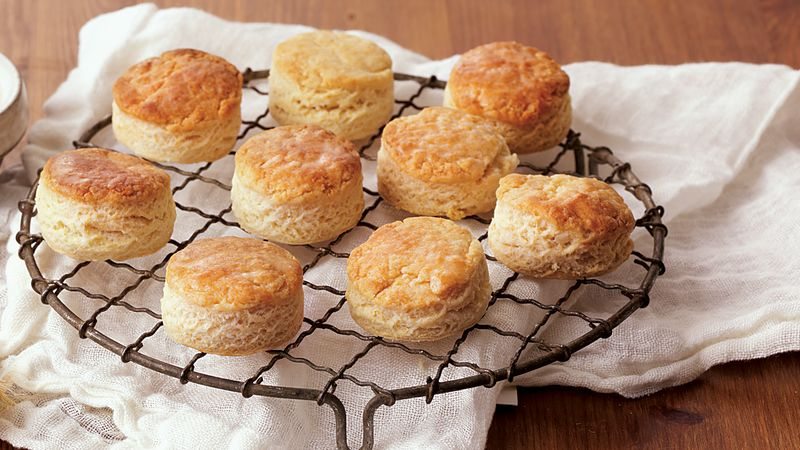 Basic Buttery Biscuits
