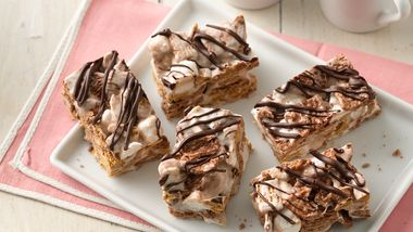 S'mores Chocolate Toast Crunch® Bars