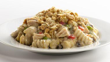 Skinny Tuna-Pasta Casserole