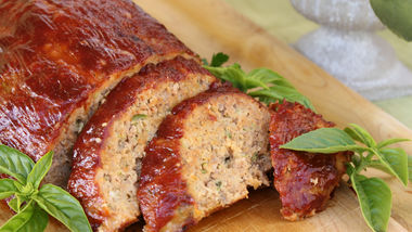 Healthier Meatloaf Makeover