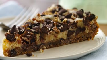 Mocha Macaroon Torte