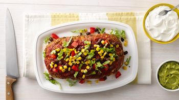 Spicy Tamale Meatloaf