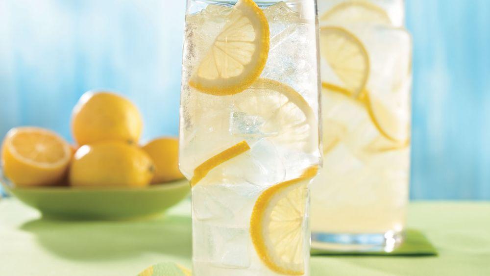 Lemon-Ginger Tingler