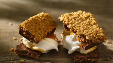 Old Faithful S'more
