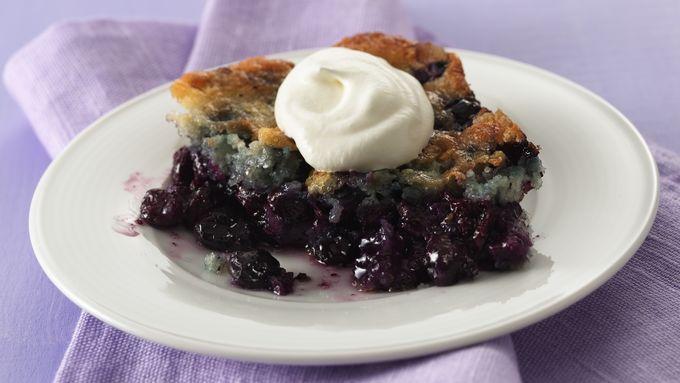 Country Blueberry Dessert