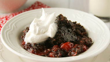 Slow-Cooker Black Forest Cake