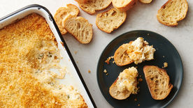 Savory Baked Brie with Sundried Tomatoes and Capers Recipe ...