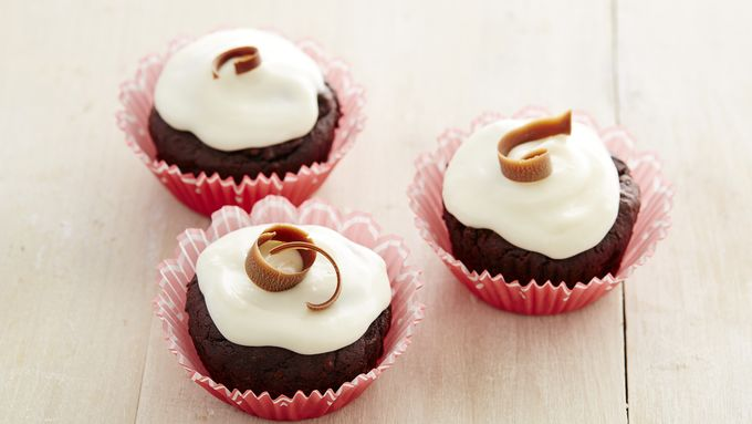 Gluten-Free Chocolate Cupcakes with Cream Cheese Icing
