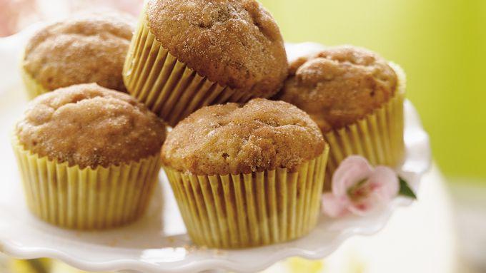 French Cinnamon Muffins