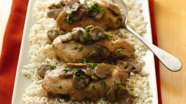 Slow-Cooker Chicken Marsala