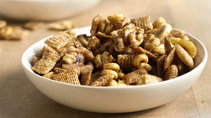 Banana Nut Bread Chex® Party Mix