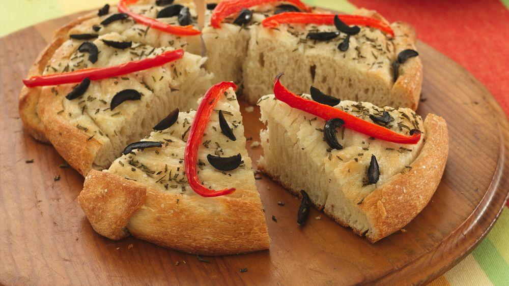 Breadstick Focaccia