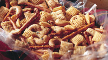 Herbed Cashew Chex Mix® Snack