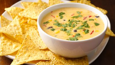 Southwestern Corn-Cheese Dip