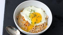Huevos con Avena y Cheerios™