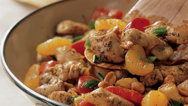 Jerk Chicken Stir-Fry