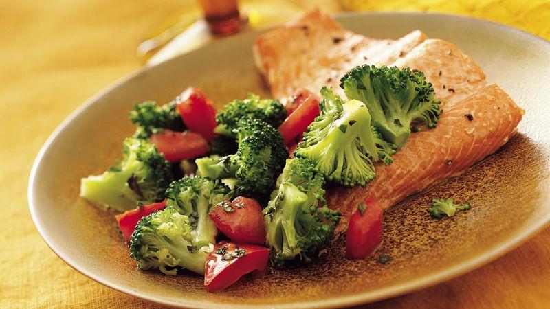 Herbed Broccoli