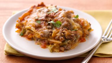 Slow-Cooker Layered Enchilada Dinner