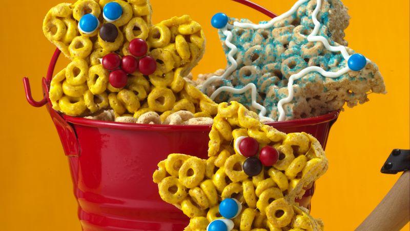 Cereal Cutouts