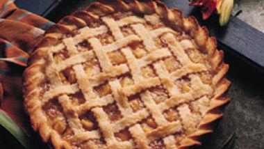 Caribbean Pineapple Pie