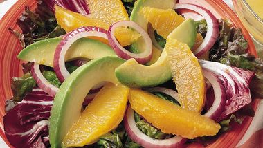 Orange-Avocado Salad