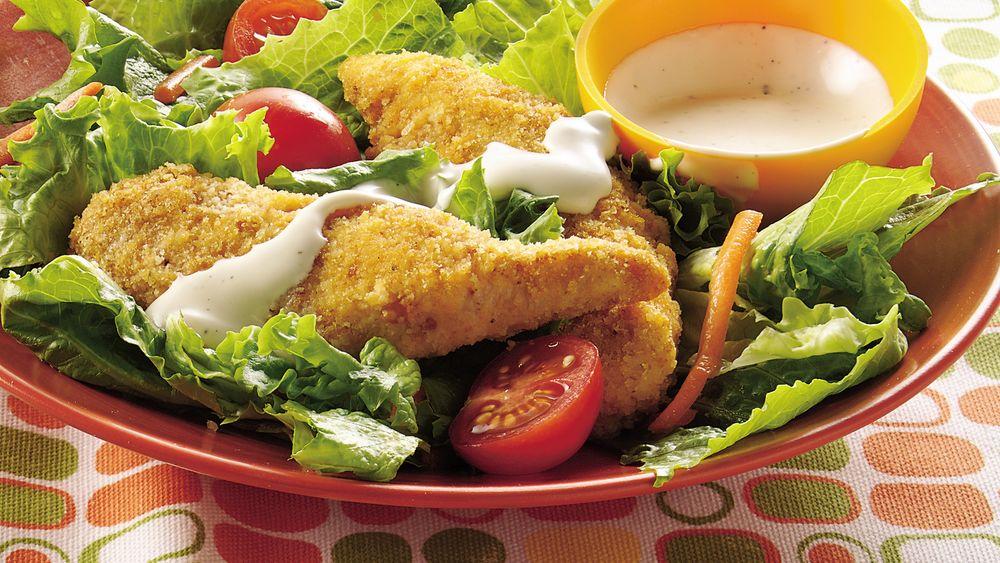 Spicy Buffalo Chicken Salad