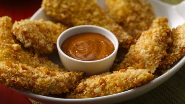 Asian Peanut Chicken Tenders