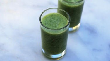 Nopal Cucumber Smoothie