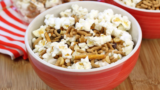 Hungry Girl's Sweet and Salty Snack Mix