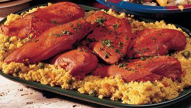 Tandoori-Style Chicken