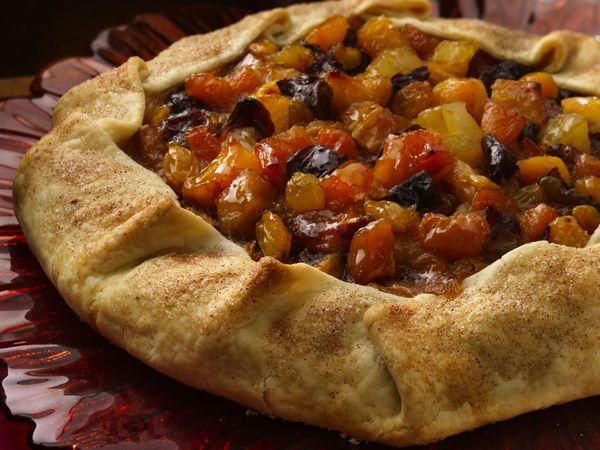 Fruits of Winter Crostata