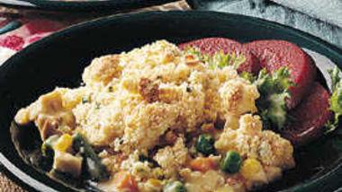 Chicken-Veggie Casserole