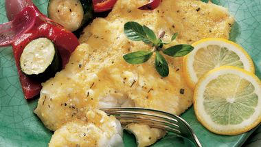 Oven-Roasted Fish Dinner