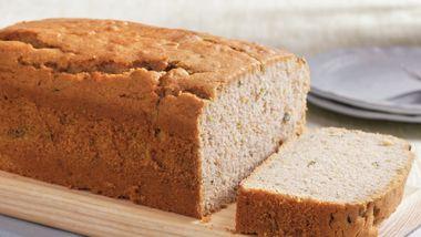 Gluten-Free Zucchini Apple Bread