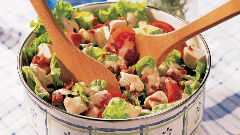 Easy Club Salad