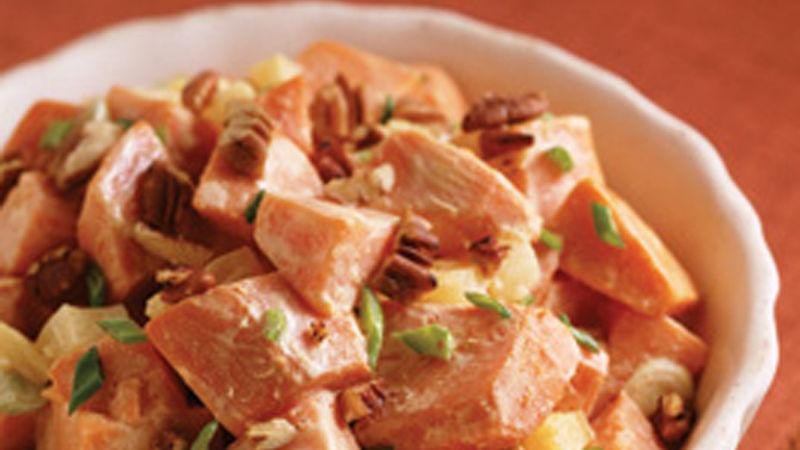 Curried Sweet Potato Salad