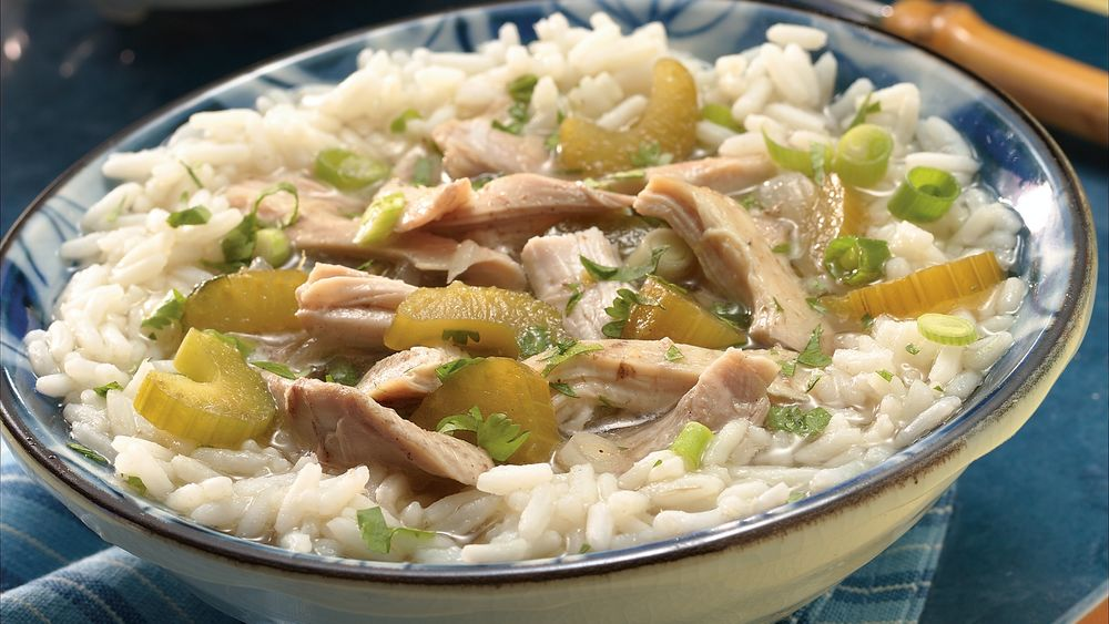 Thai Chicken Big Bowls