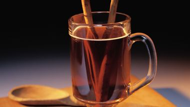 Rosy Mulled Punches