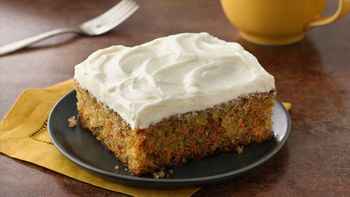 Mom's Carrot Cake