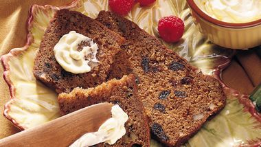 Applesauce Cake Loaf